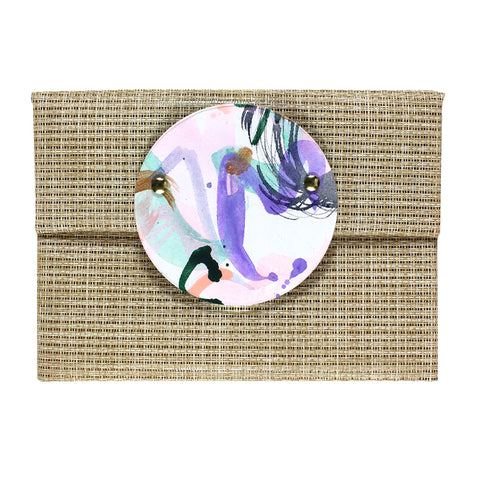 when i dream | round perspex