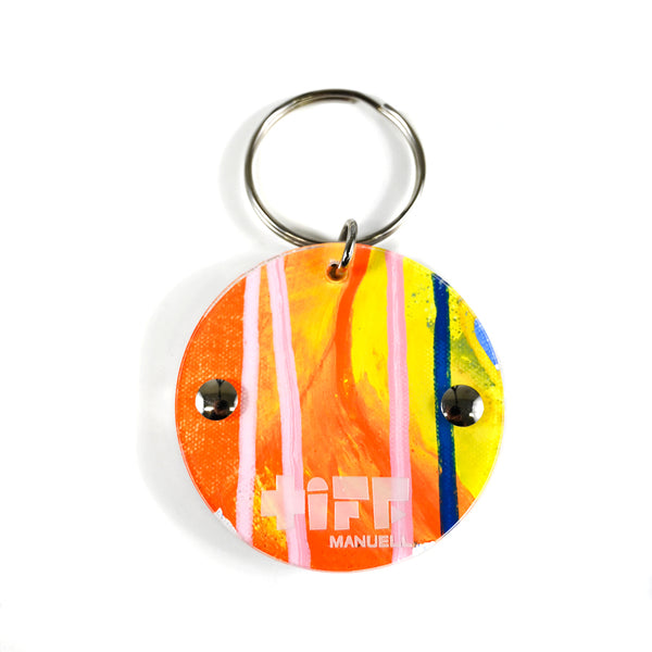 sand and sky | keyring
