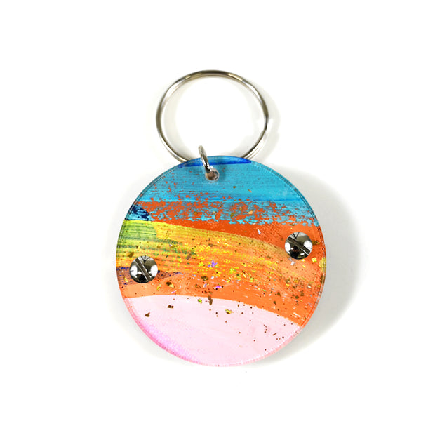 sun and surf | keyring - Tiff Manuell