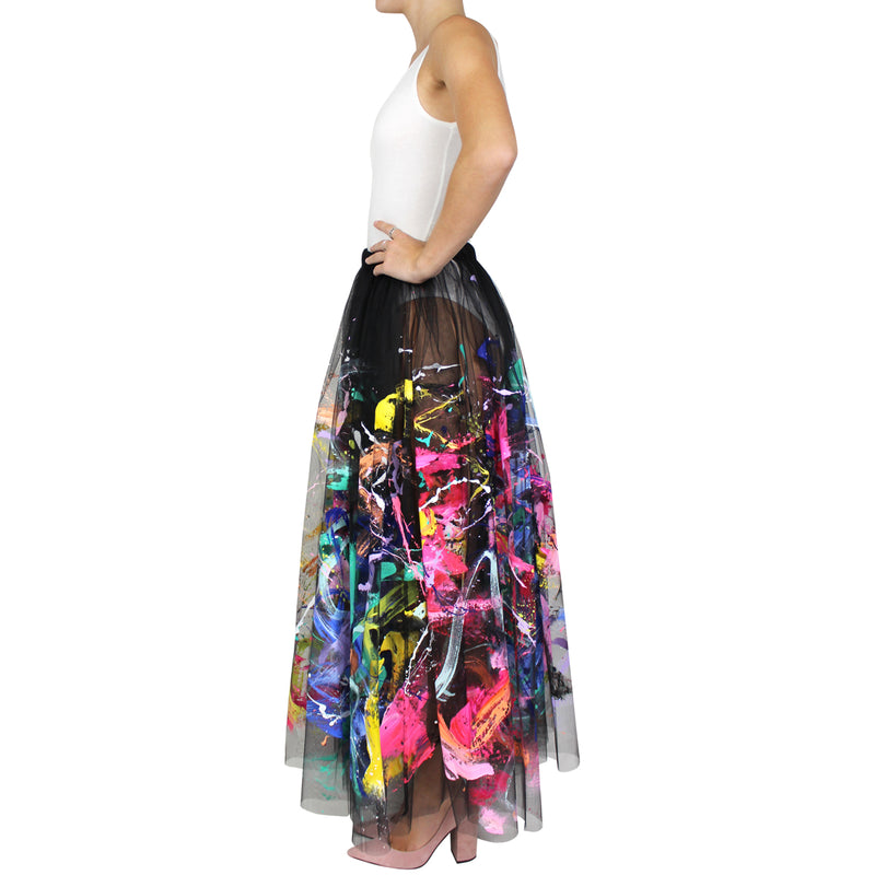 piper | tulle skirt