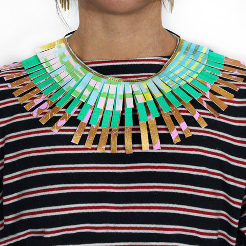 queen vicky | neck piece