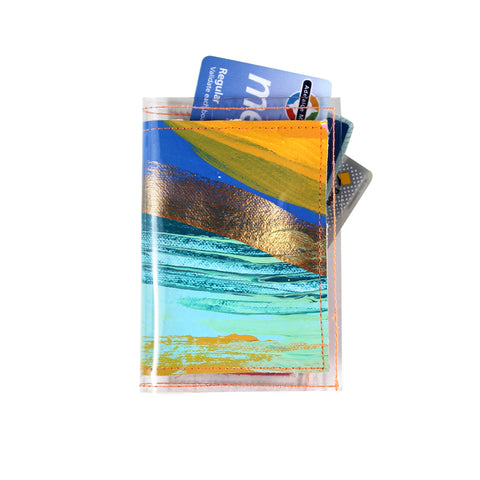 summertime | card wallet