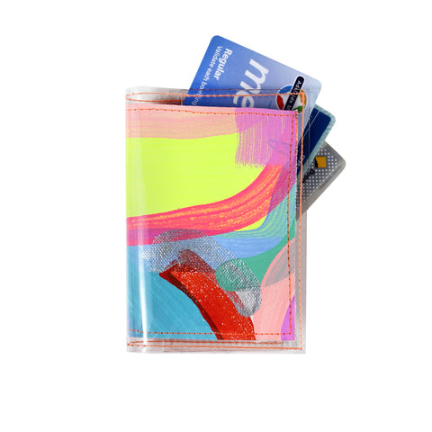 sun showers | card wallet