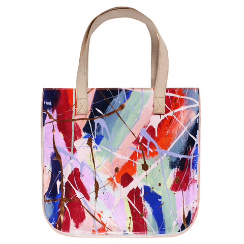 beautiful killer | tall tote