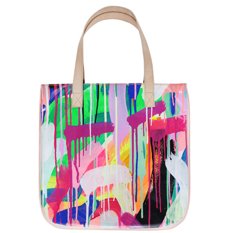 born this way | tall tote