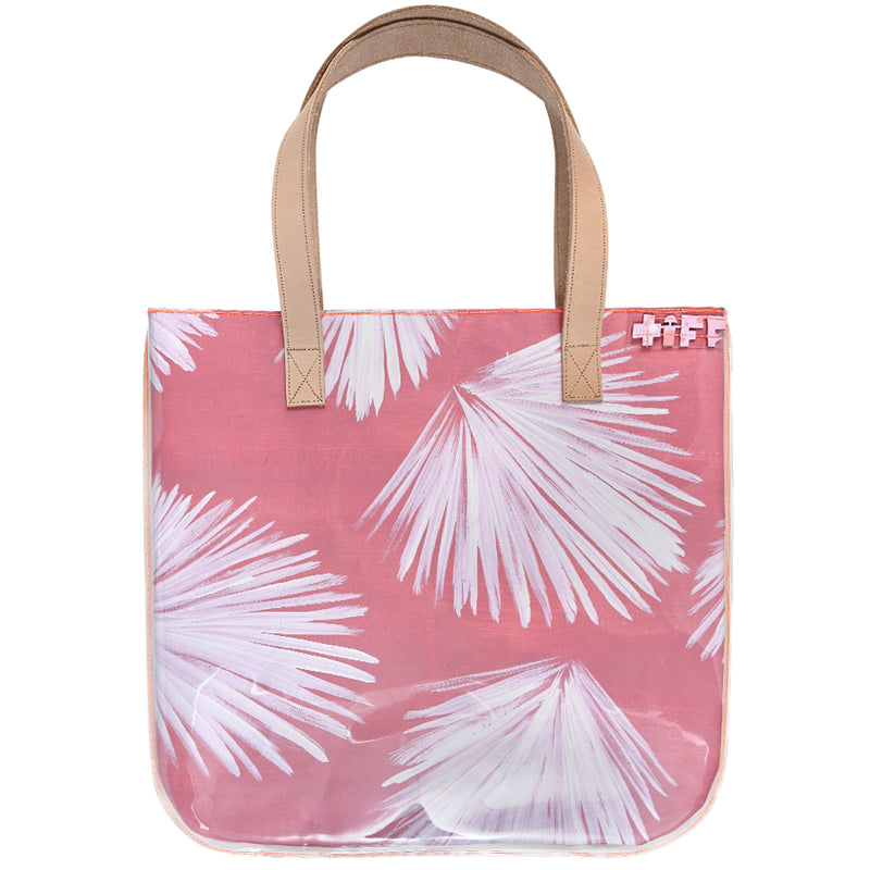 by the sea | tall tote - Tiff Manuell
