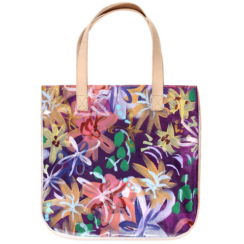 elderberry | tall tote