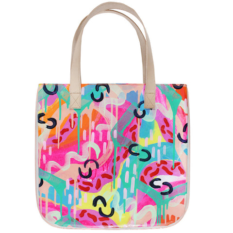 fruit punch | tall tote