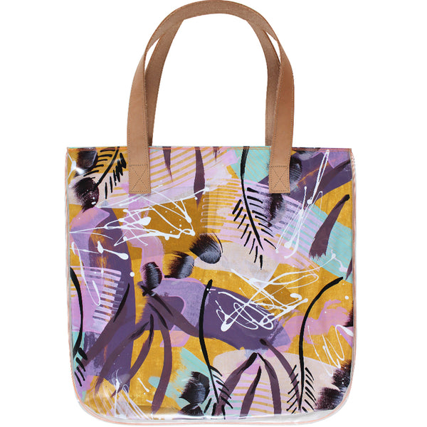 full bloom | tall tote