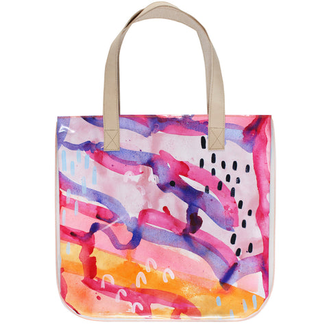 illuminate | tall tote