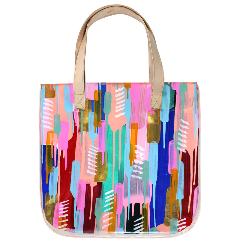 in your head | tall tote