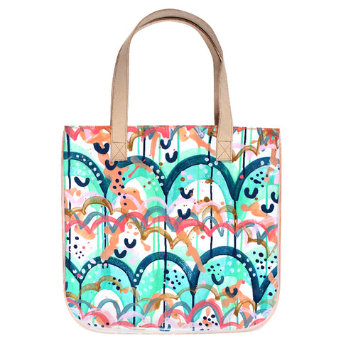 island home | tall tote