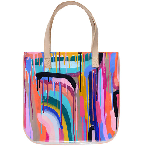 keeping time | tall tote