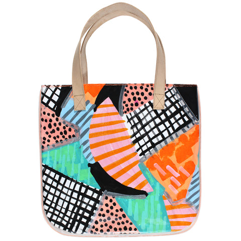 mad hatter | tall tote