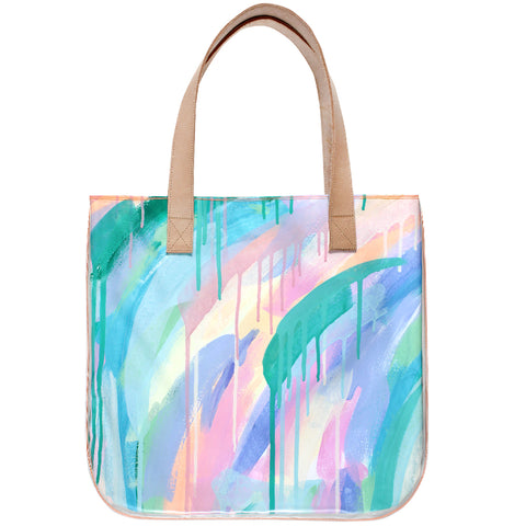 oceanic | tall tote