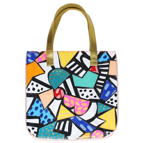 poker face | tall tote
