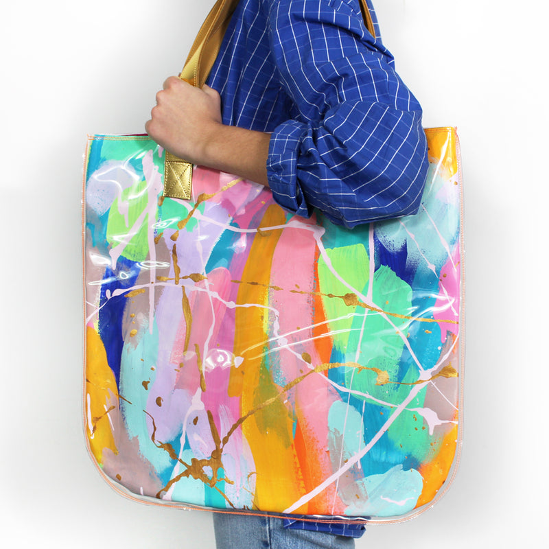 twister | tall tote
