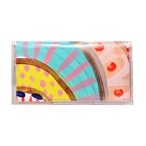 rainbow city | wallet