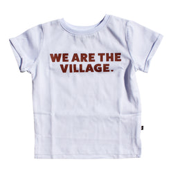 the village co | kids tee
