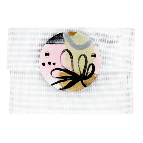we found love | round perspex
