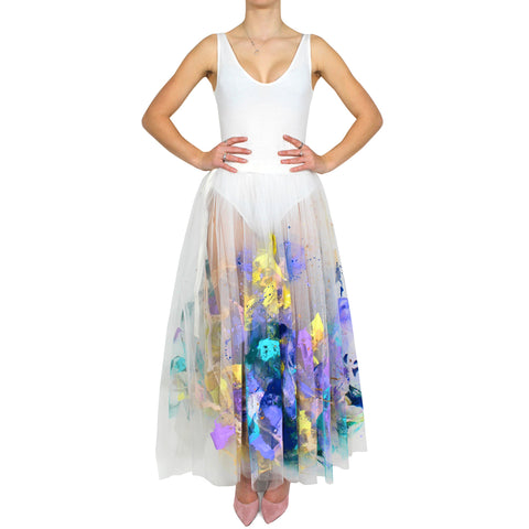willow | tulle skirt