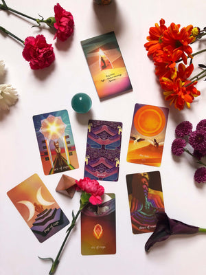 Load image into Gallery viewer, BACKORDERED! S E R P E N T F I R E Tarot Final 7th Edition