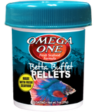 Omega One Betta Buffet Pellets 1oz