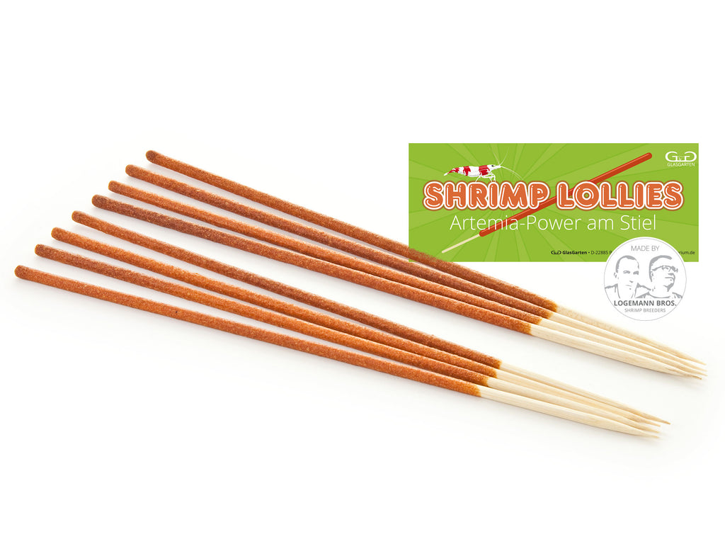 Garnelenhaus/GlasGarten Shrimp Lollies - All Varieties