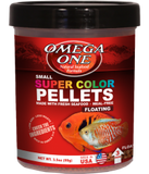 Omega One Super Color Floating Pellets Food (Various Sizes)