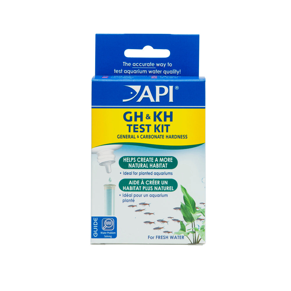 API GH / KH Test Kit