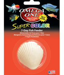 Omega One Vacation Feeder Block (Various Sizes)