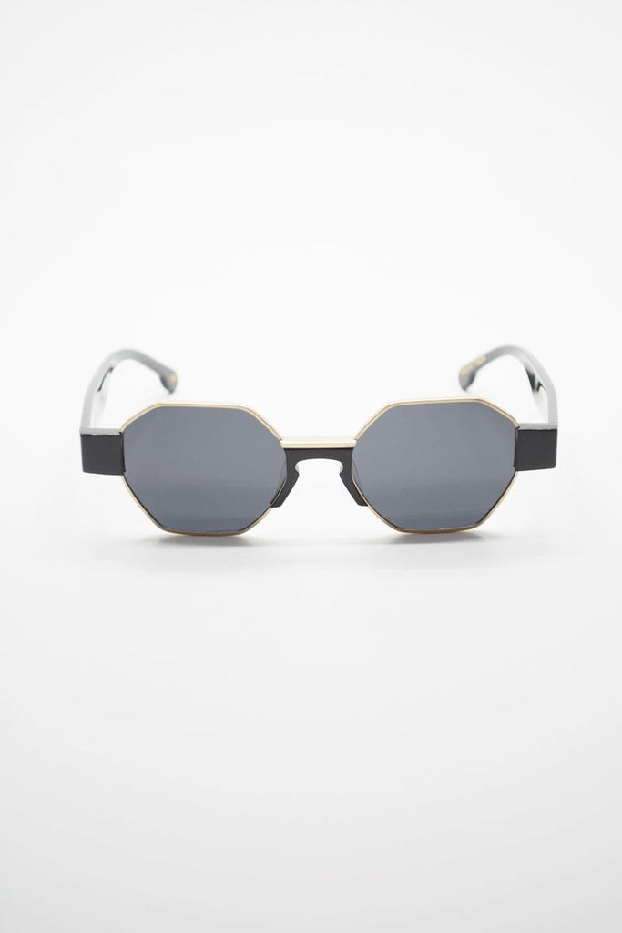 eight sunglasses negro
