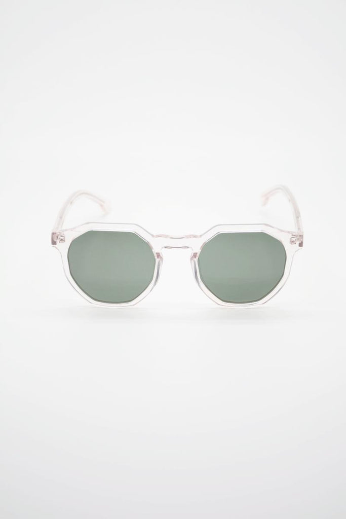 three sunglasses rosado