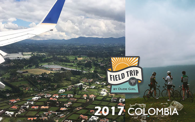 2017 Colombia (Medellín): The Andes Mountains