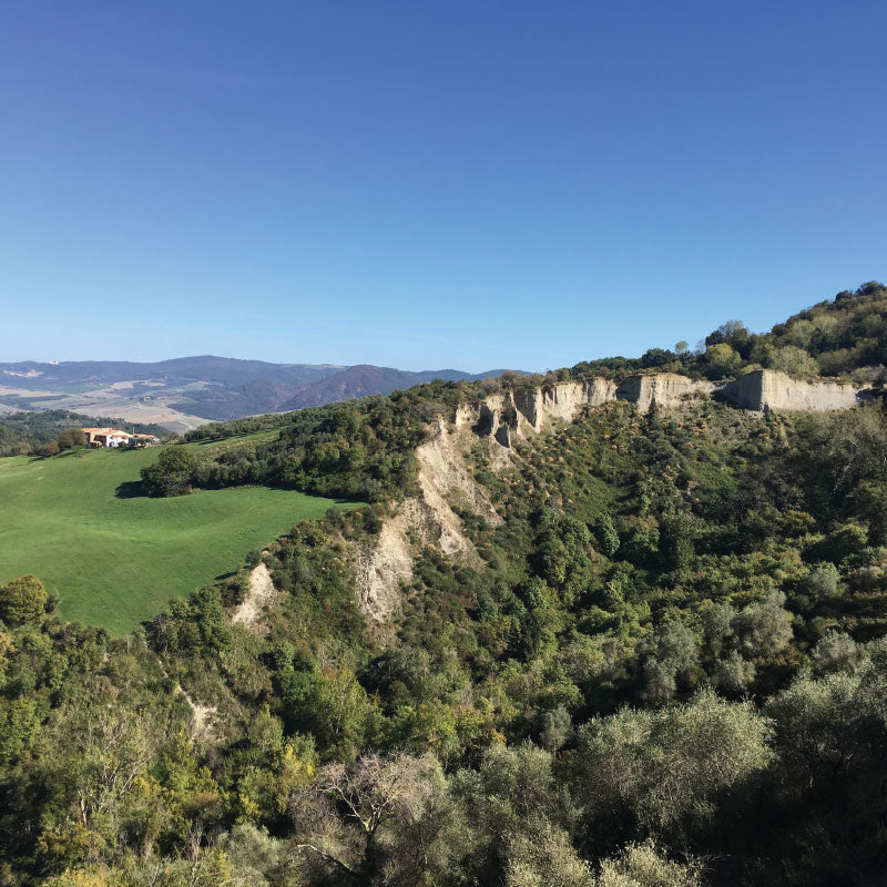 Dude Girl Tuscany Trip 2018