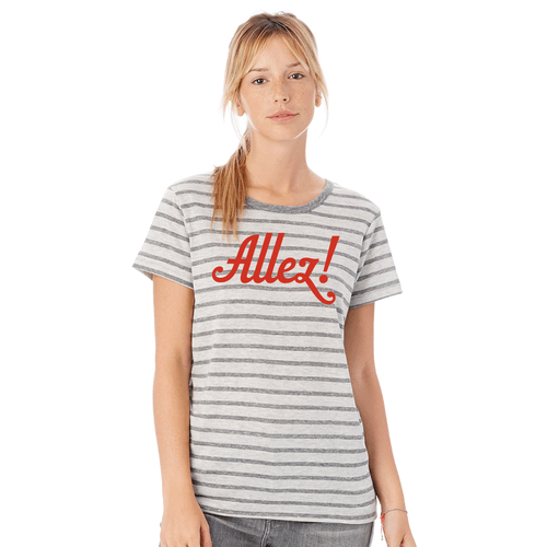 Allez! Striped Tee [NEW]