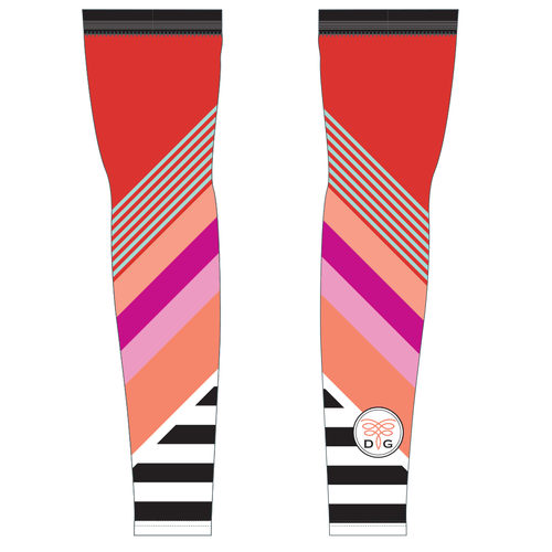 Biarritz Cycling Arm Warmers