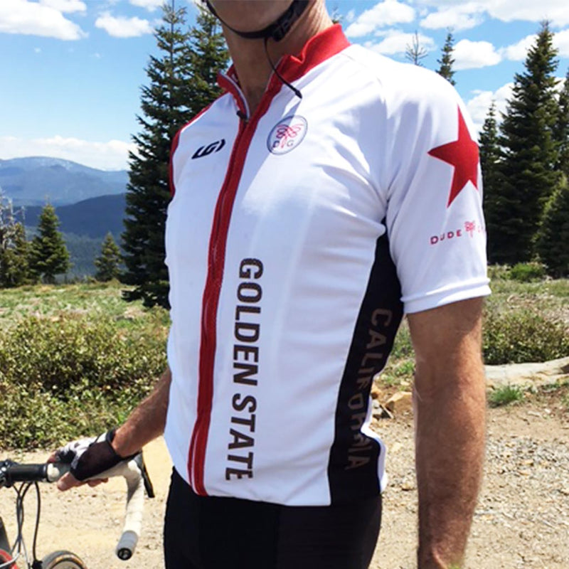 Men's California Cycling Jersey