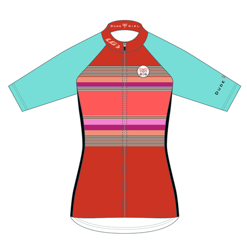 Biarritz Cycling Jersey [NEW]