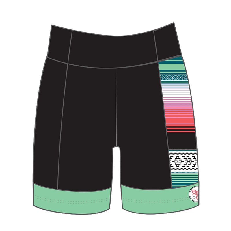 Serape Cycling Short [NEW]
