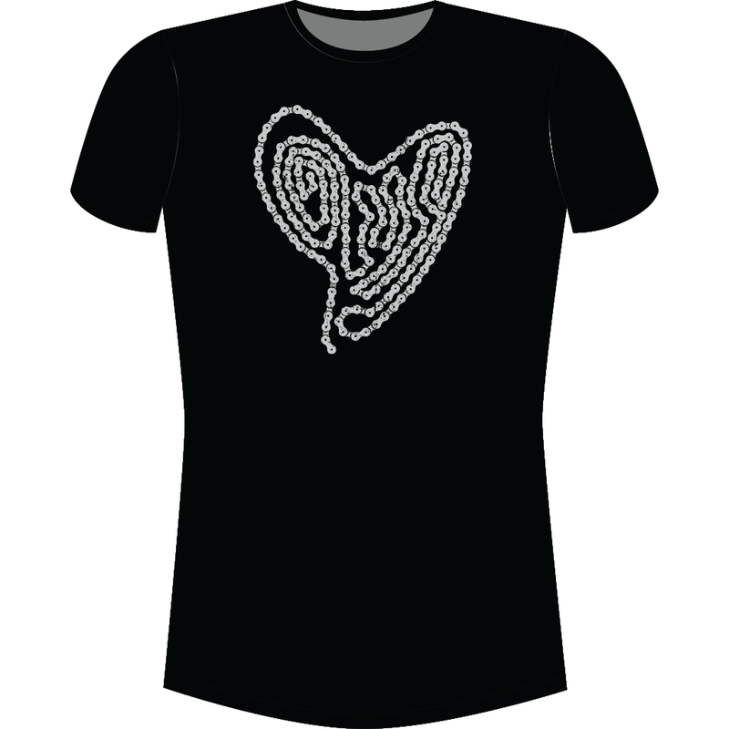 Bike Love Tee - Slim Cut [6 Colors]