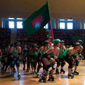 Santa Cruz Roller Derby Girls