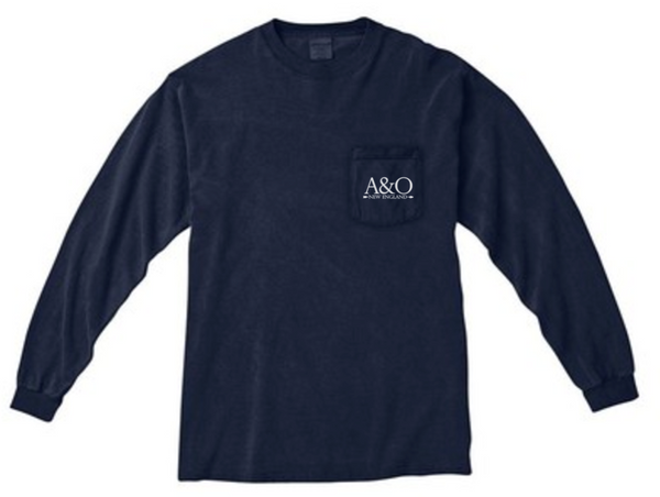 Catch of the Day - Pocket Long Sleeve