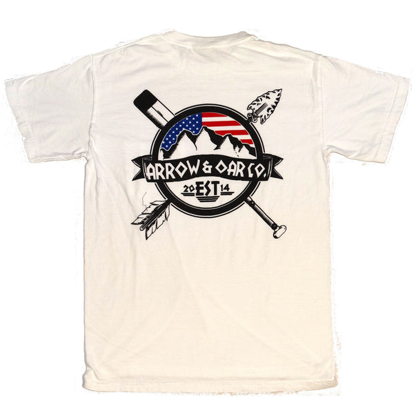 Stars and Stripes Short Sleeve