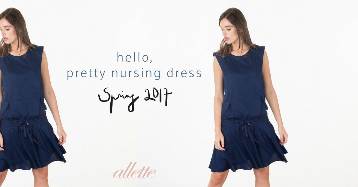 PRESS RELEASE: IT'S A SPRING (NURSING) THINGS.