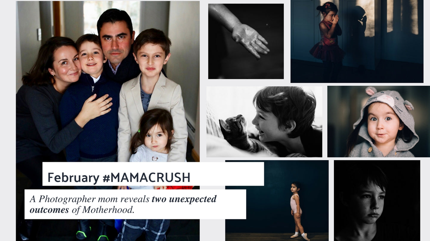 FEBRUARY MAMA CRUSH: MASHA