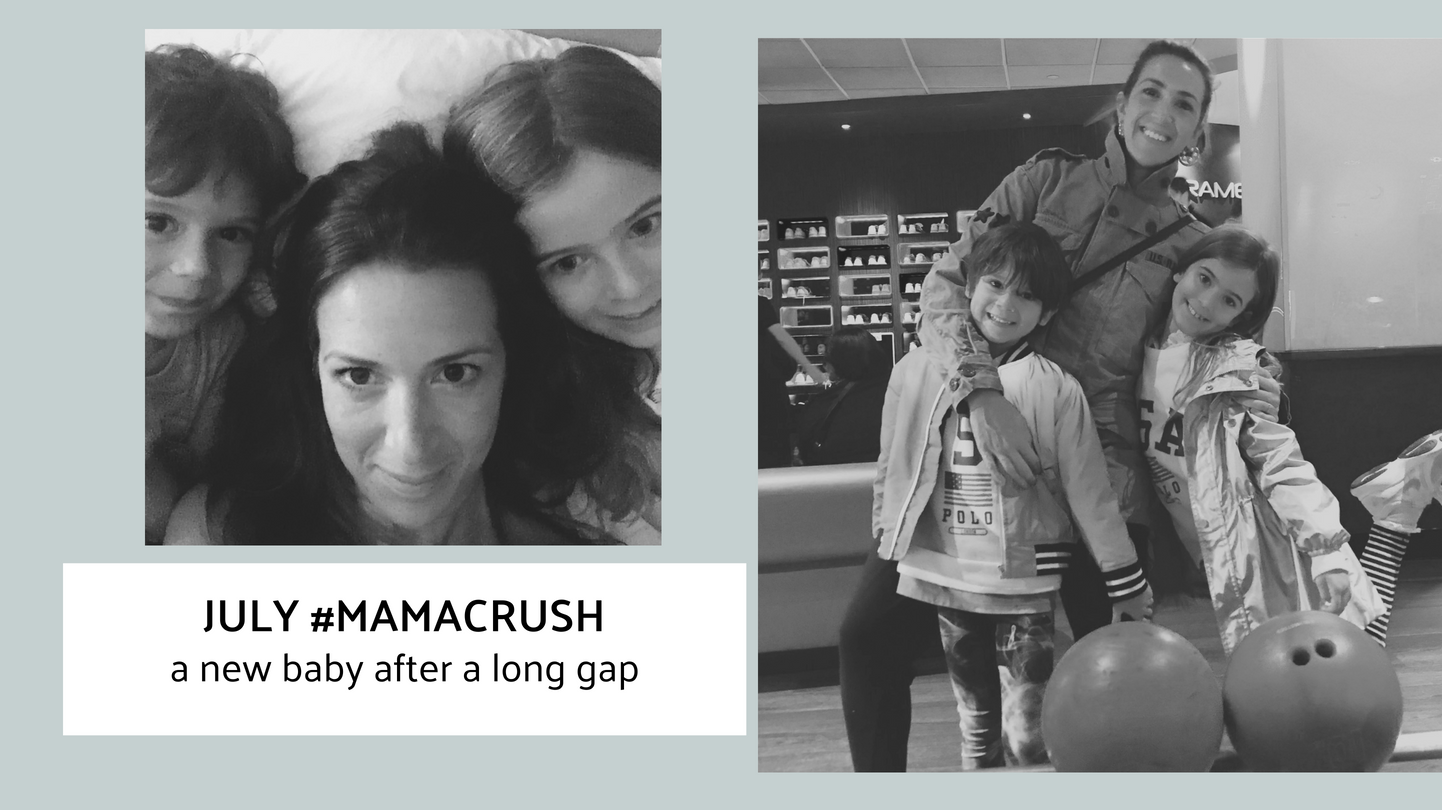 JULY #MAMACRUSH: ZARA