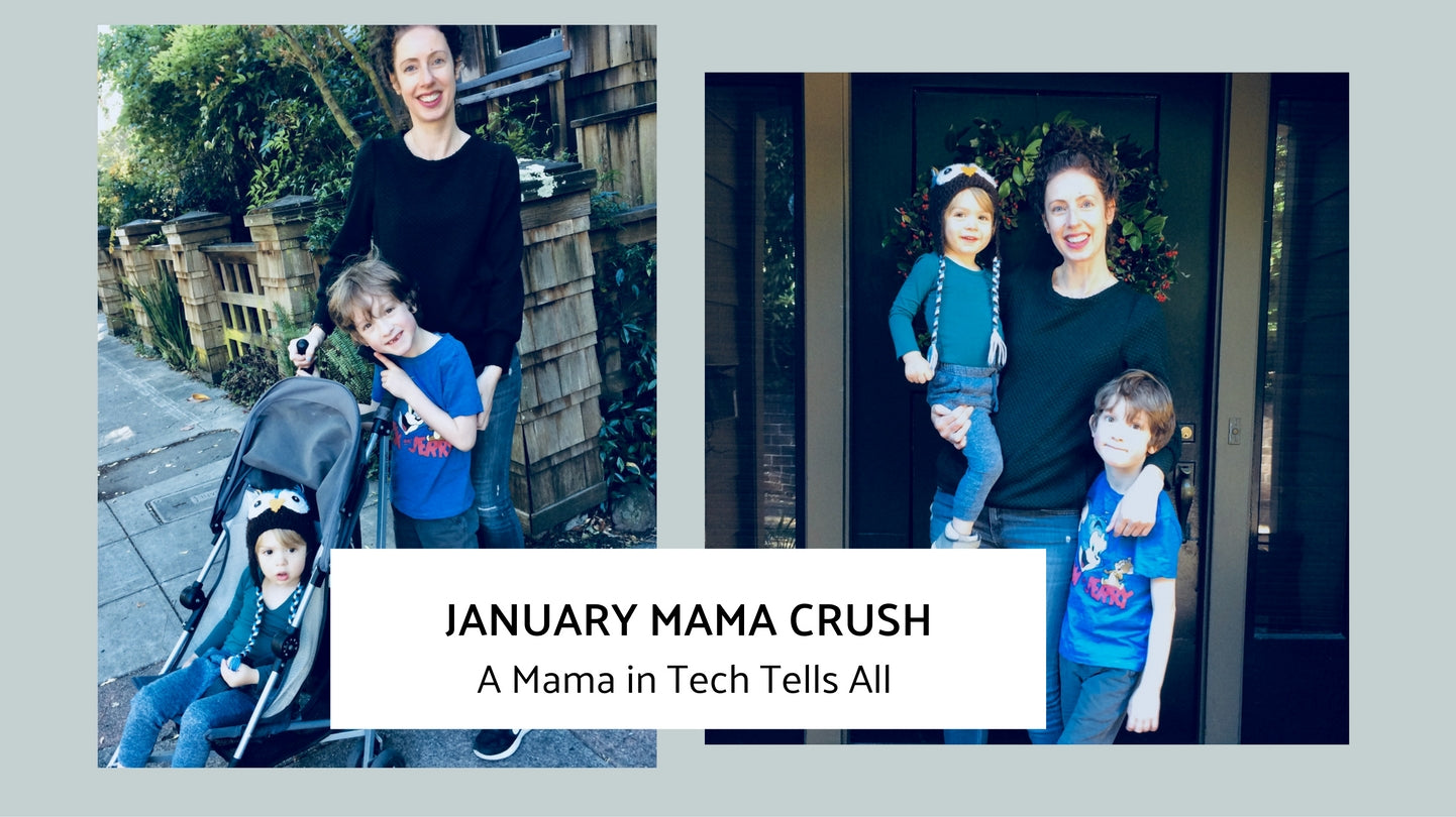 JANUARY MAMA CRUSH: JENNIE