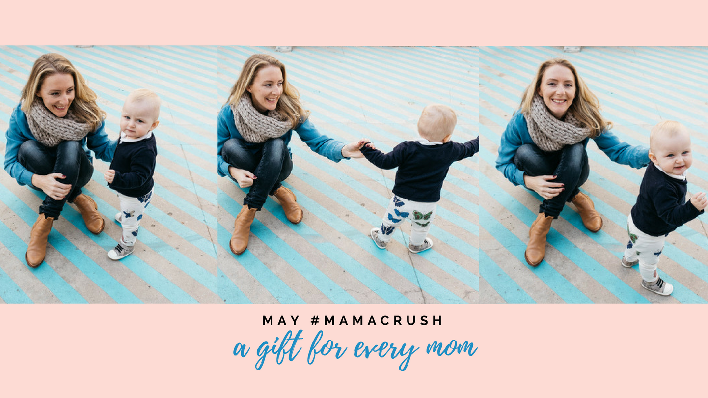 MAY #MAMACRUSH: RENSKE