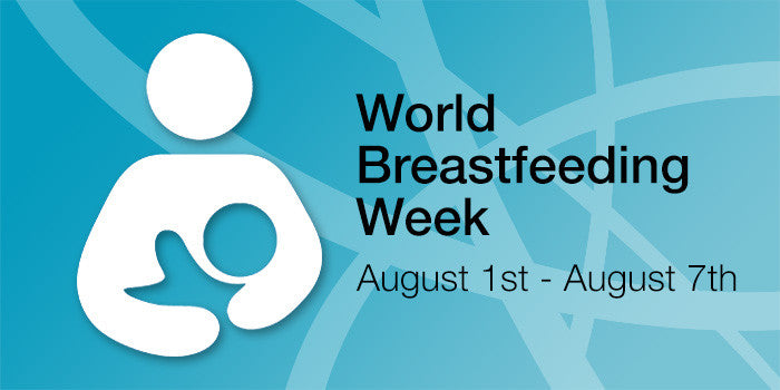 WORLD BREASTFEEDING WEEK IS NECESSARY.